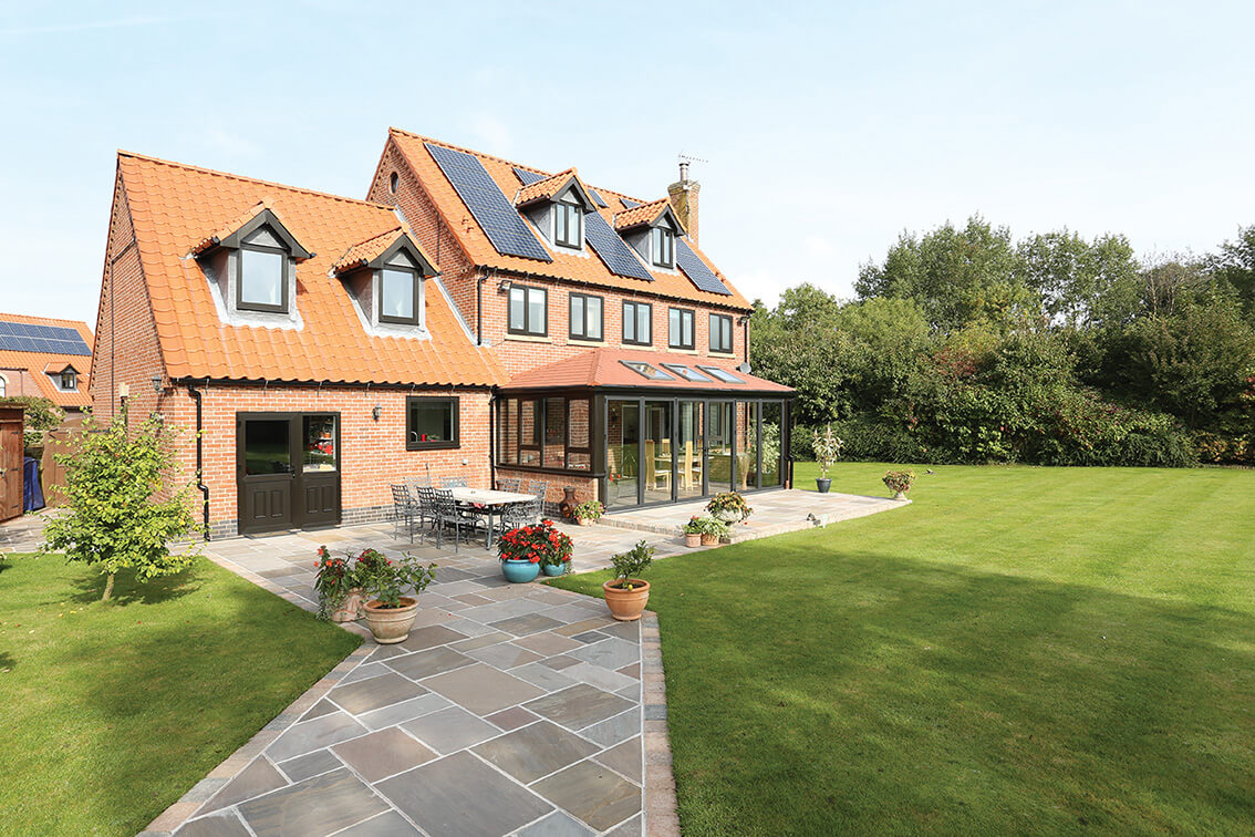 Guardian Warm Roof Conservatories Sovereign Home Improvements Essex