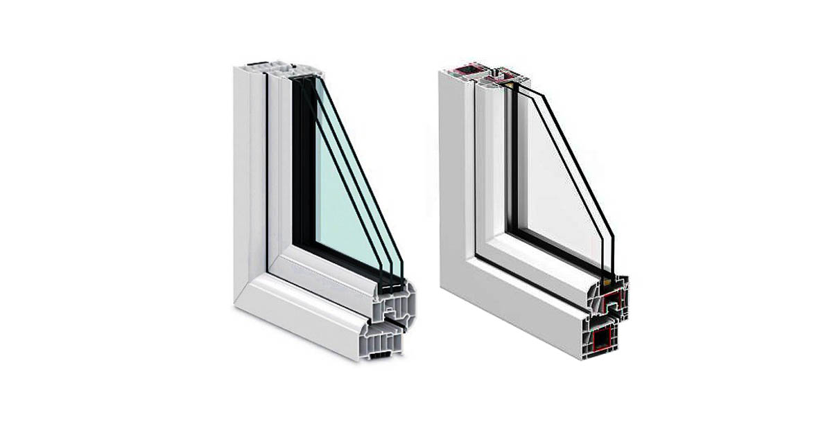 double glazing versus triple glazing