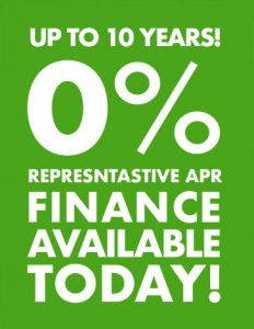 10 Year Finance on Windows, Doors and Extensions