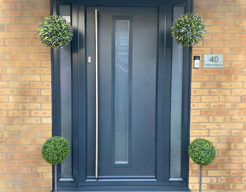 Doors, New, Replacement, Front Door sovereign home improvements, essex