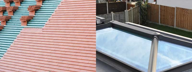 Flat Roof vs Pitch Roof